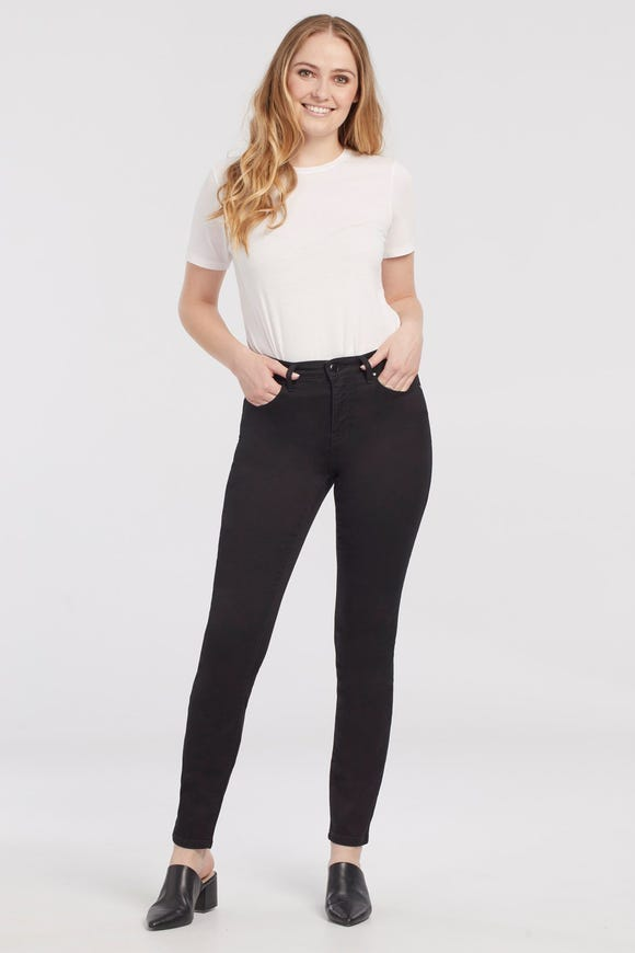 DREAM JEAN FIVE-POCKET FULL  LENGTH JEGGING