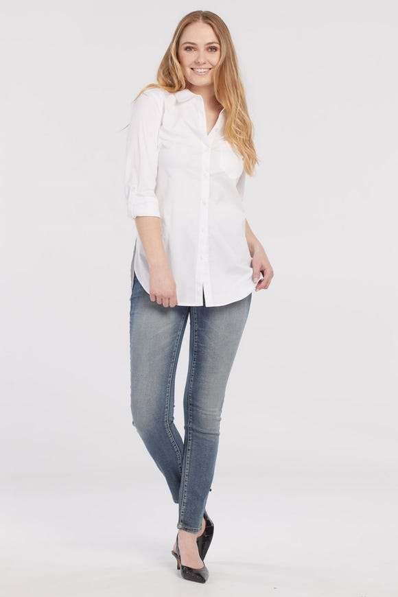 FIVE-POCKET COMFORT JEGGING
