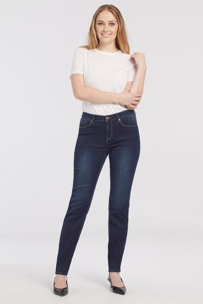 Straight Five-Pocket Dream Jean