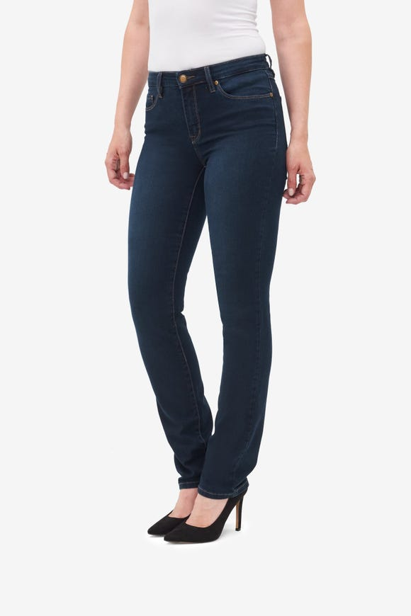 Straight Five-Pocket Dream Jean