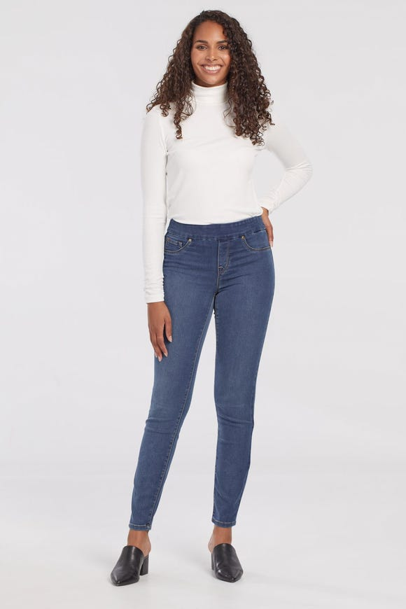DREAM JEAN PULL-ON  FULL  LENGTH JEGGING