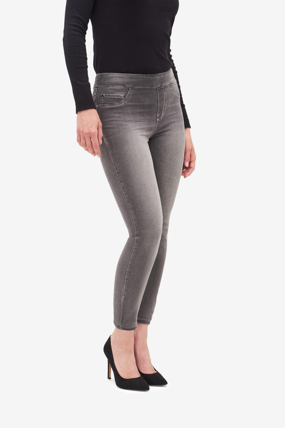 Ankle-Length Jegging