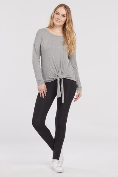 ADJUSTABLE FRONT KNOT TOP