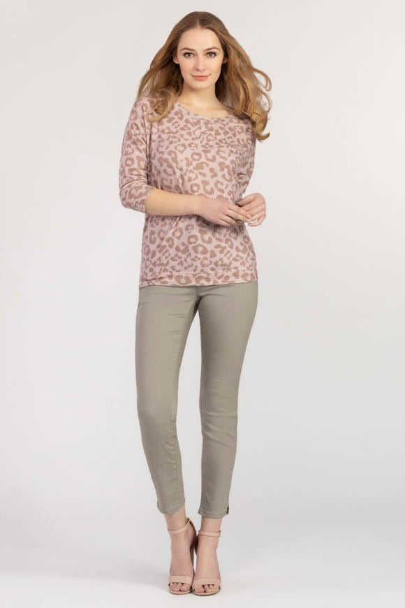 SUPER STRETCH SLIM FIT ANKLE PANT