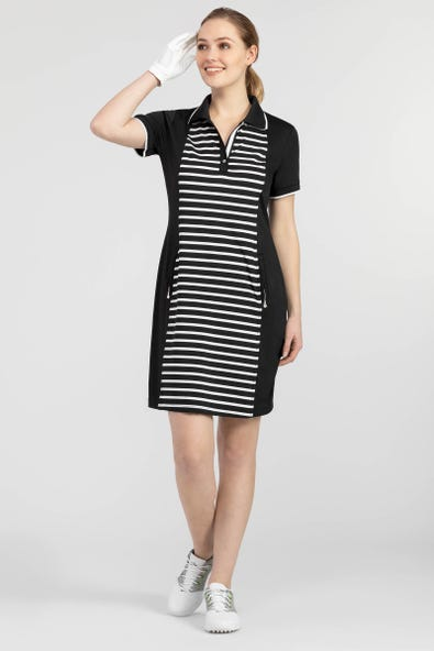 GOLF POLO DRESS