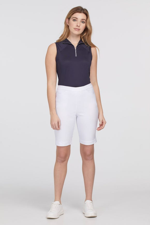 FLATTEN IT® PULL-ON STRETCH SHORT