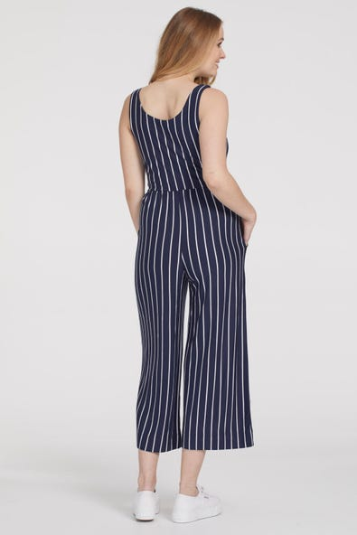SOFT FRENCH TERRY JUMPSUIT