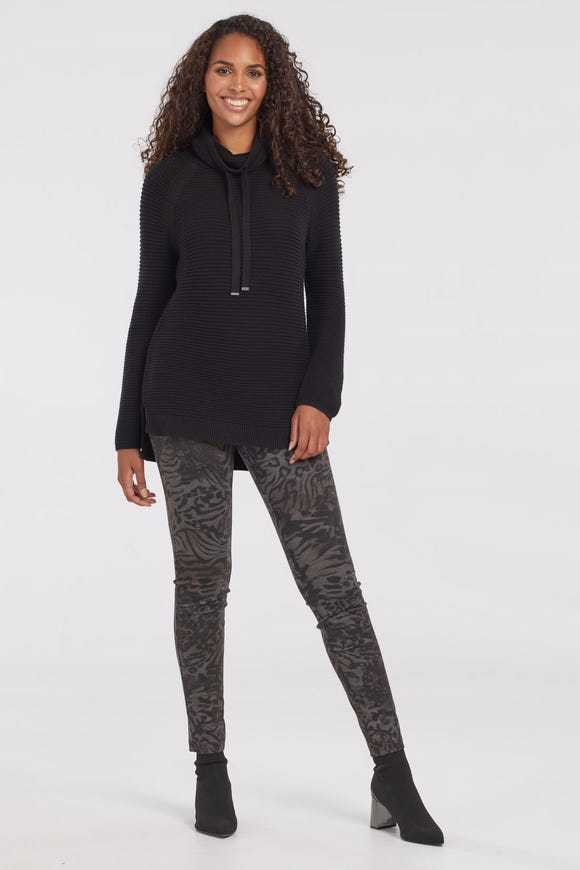 PULL-ON PONTE LEGGING