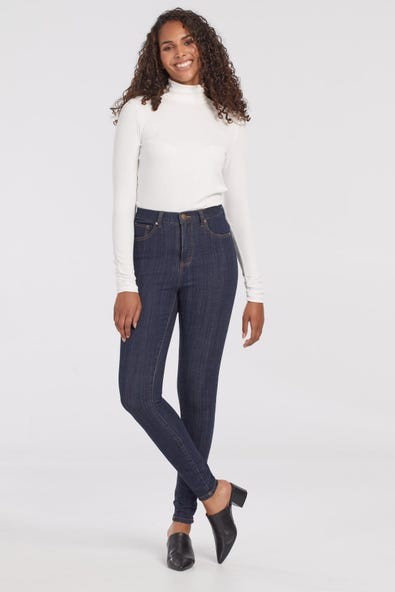 BROOKE HIGH RISE 5-POCKET JEGGING