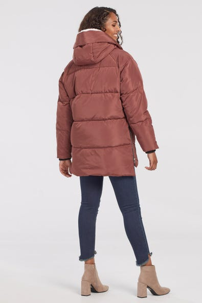 COCOON PUFFER