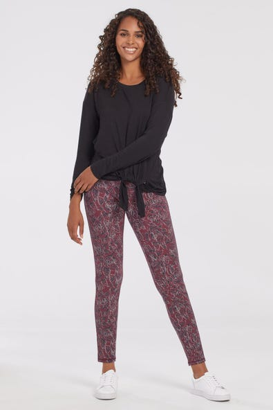 CASUAL CONNECTION LEGGING