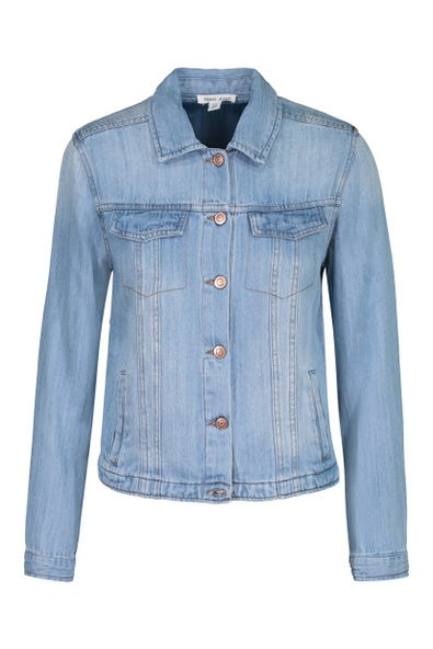 LYOCELL DENIM JEAN JACKET