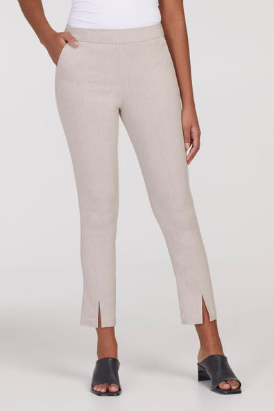 FLATTEN IT® PULL-ON ANKLE PANT