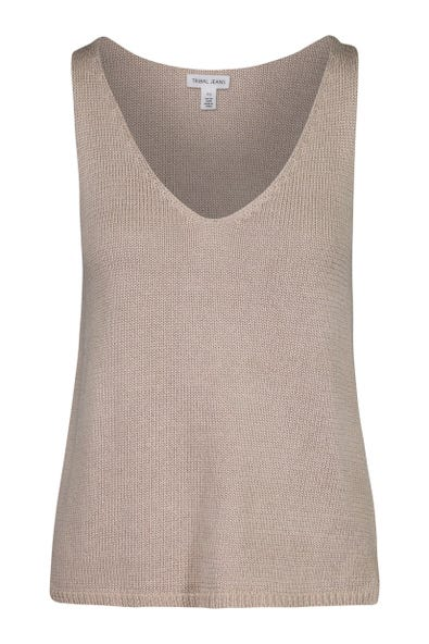KNITTED CAMI