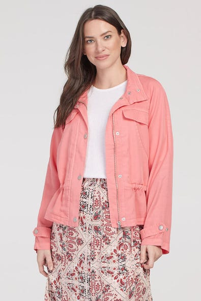 SOFT TOUCH LYOCELL JACKET