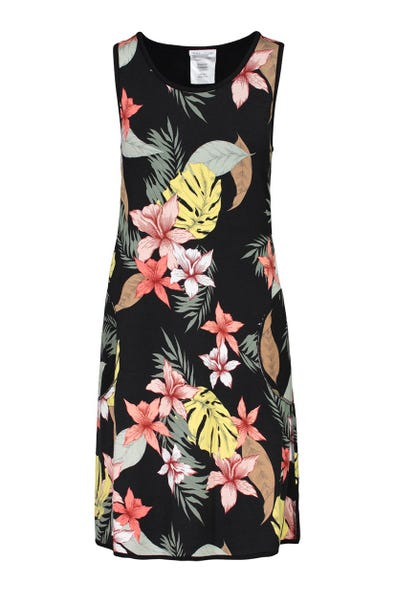 REVERSIBLE A-LINE DRESS WITH POCKETS