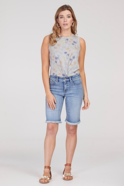 Ideas For How To Style Bermuda Shorts